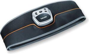 Pas odchudzający firmy Beurer. Posiada regulację wibracji oraz możliwość wyboru programu.