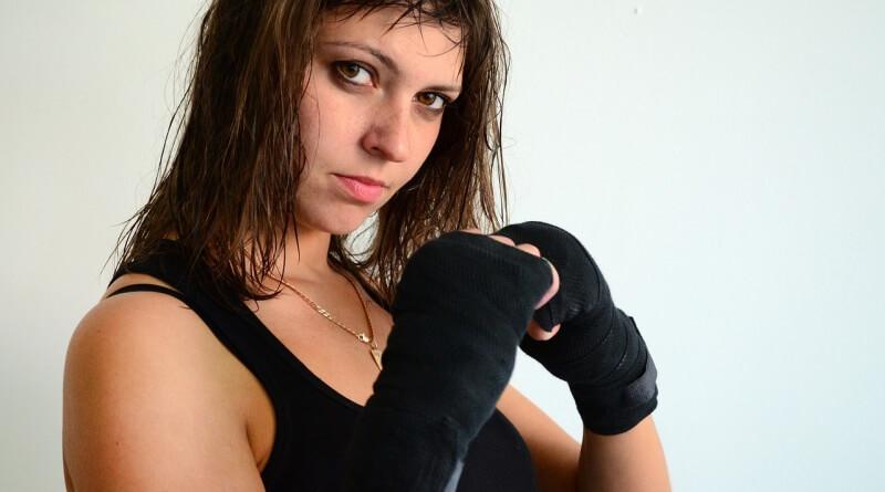Rękawice do ćwiczeń