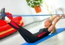 Guma do ćwiczeń – jaką kupić? Gumy elastyczne fitness, ekspandery, taśmy – Ranking 2020