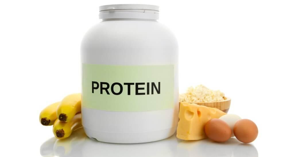 Odżywki białkowe czyli Proteiny